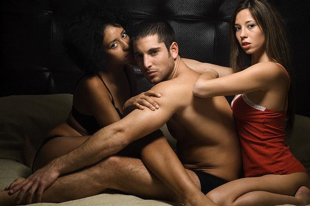 Nude flat belly girls